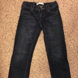 Boys size 12 Reg Levi's jeans